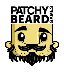 Patchy Beard Games Logo
